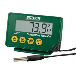 Extech TM25 Waterproof Thermometer