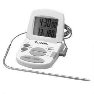 1470N Classic Series Programmable Meat Thermometer with Timer and Alarm