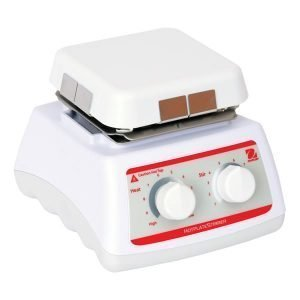 OHAUS Mini Hotplate Stirrer HSMNHS4CAL